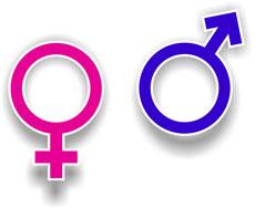 Différences entre l'homme et la femme