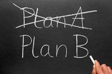 Choisir un plan B