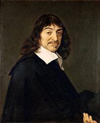 Portrait de René Descartes par Frans Hals