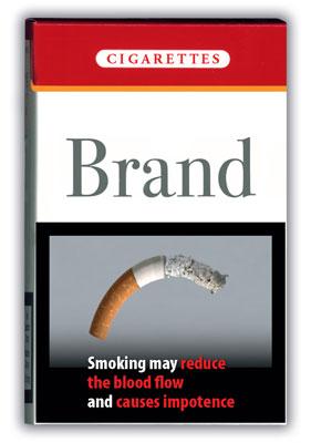 Fumer peut réduire  l'érection