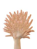 Se laver les mains pour éviter la transmission de la grippe