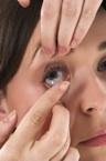 Forfait d'adaptation en lentilles de contact