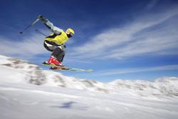 Ski de compétion